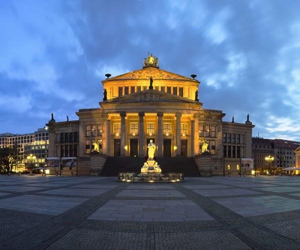 Plaza Gendarmenmarkt de Berlín