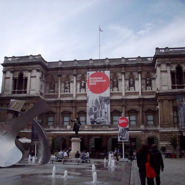 Real Academia de las Bellas Artes en Londres