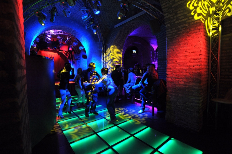 Micca Club en Roma