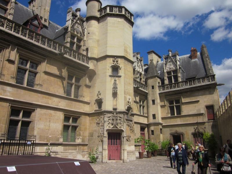 Museo Nacional de la Edad Media de París - Museo Cluny