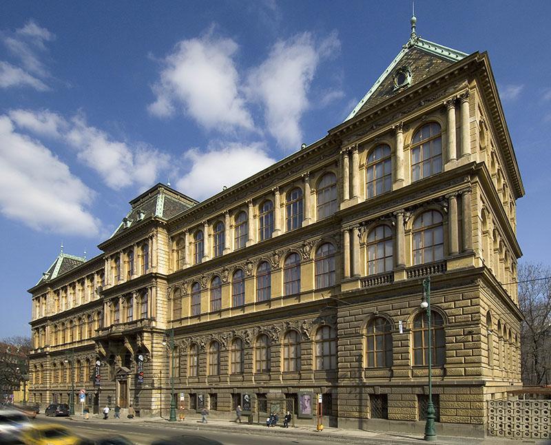 Museo de Artes Decorativas en Praga