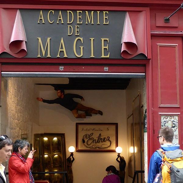 Museo de la Magia en París