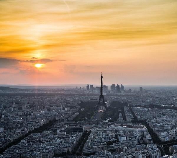 París sin la Torre Eiffel