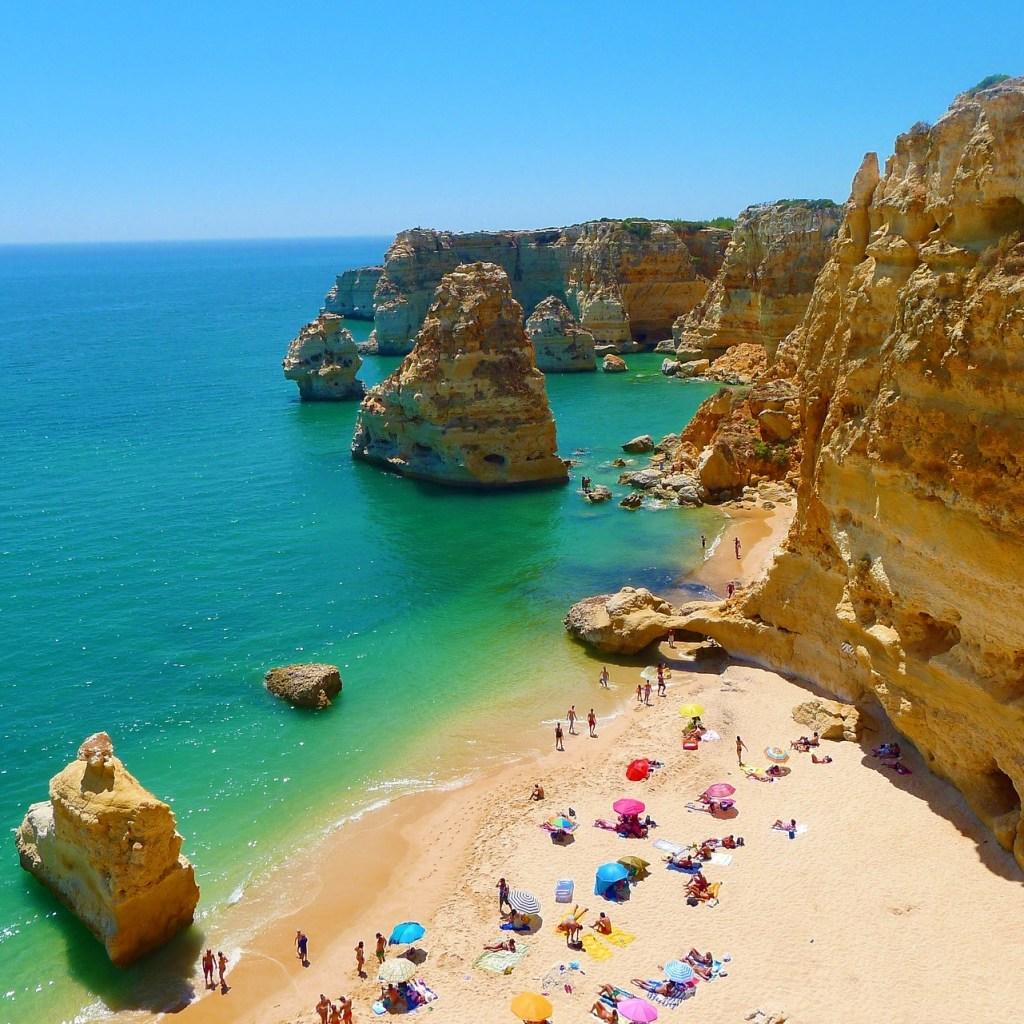 Playas de Caribe en Europa