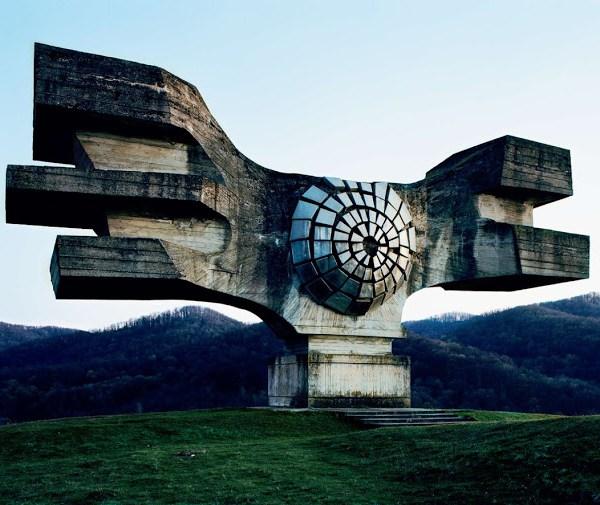 Monumentos Abandonados de la Antigua Yugoslavia que parecen Sacados del Futuro