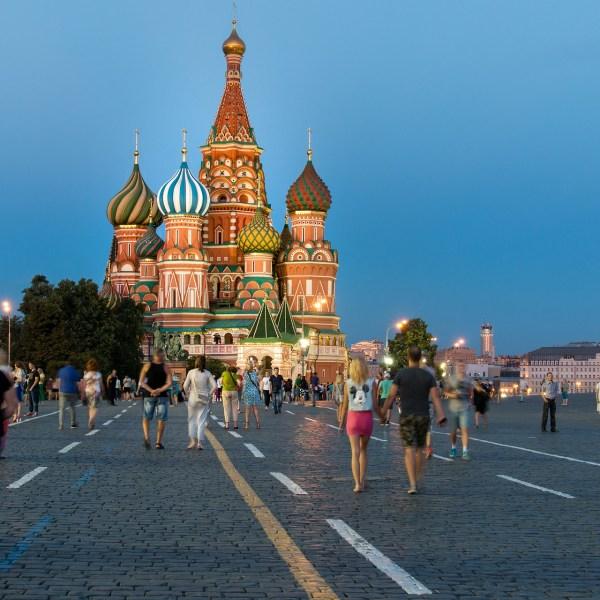 Top 3 Lugares qué ver en Moscú
