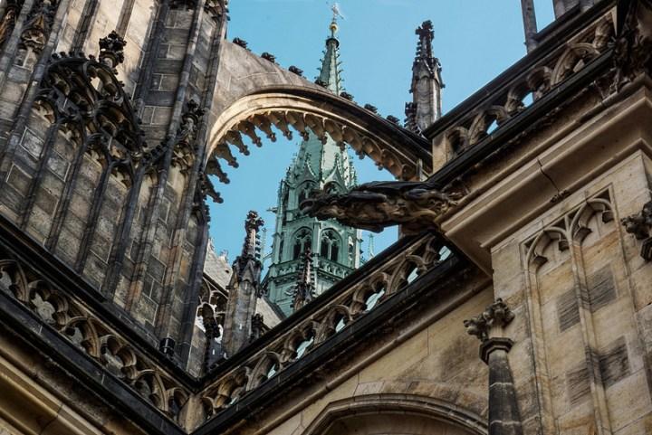 Arquitectura de Praga