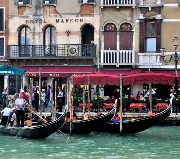 Qué y Donde Comer en Venecia