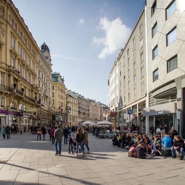 Compras en Viena