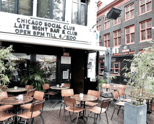 Chicago Social Club en Ámsterdam