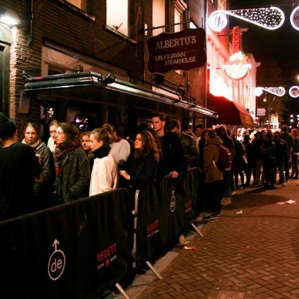 Club Up de Ámsterdam