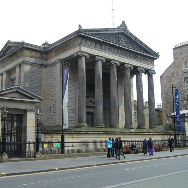 Museo del colegio de cirujanos de Edimburgo