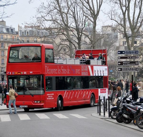 Autobuses de París, Horario, Precio y Mapas