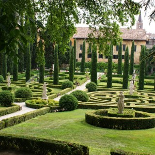 Parques en venecia for Jardines venecia