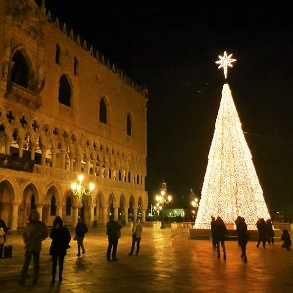 Mercadillos Navideños en Venecia