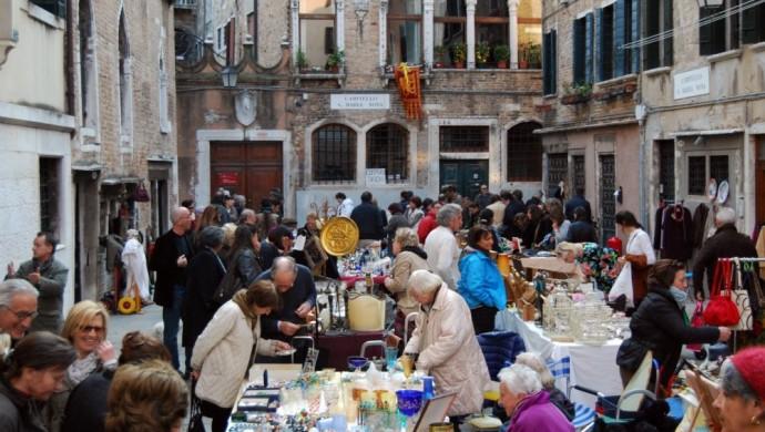 Mercado de los Milagros de Venecia