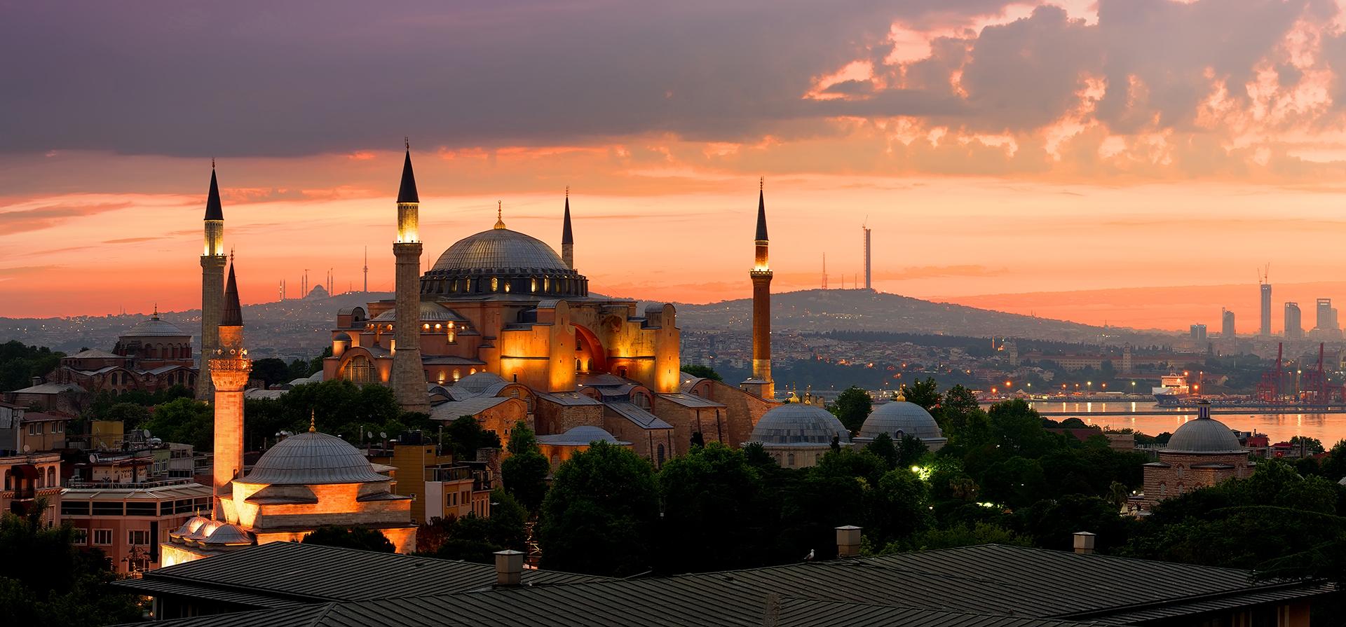 Viajar a Estambul