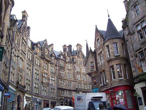 Curiosidades en Edimburgo