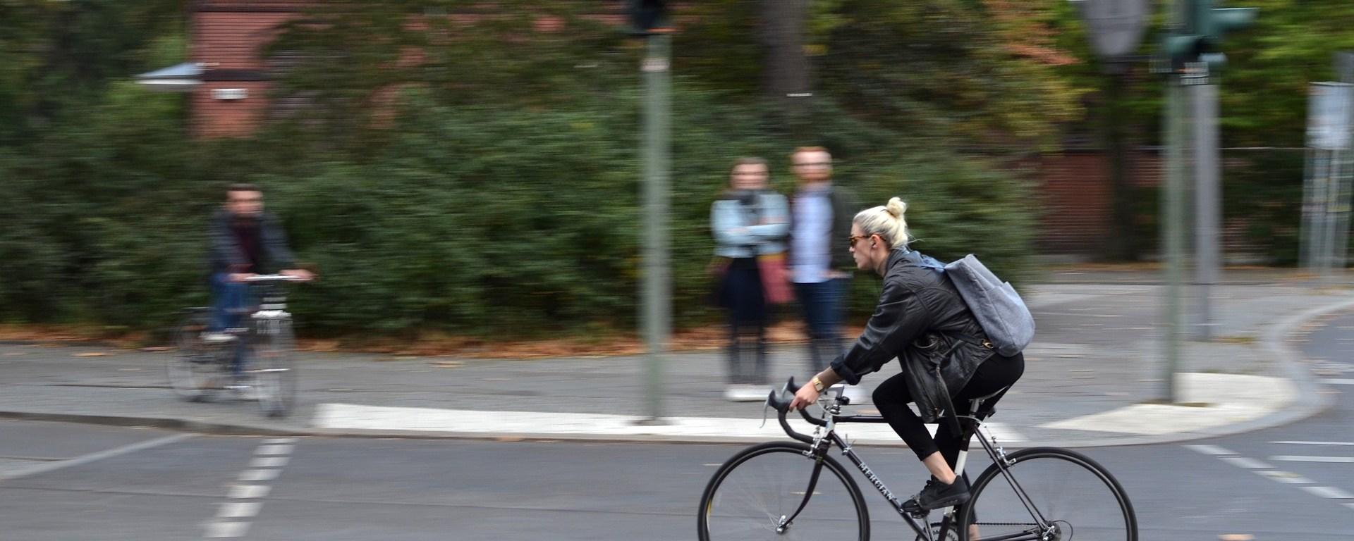 Moverse en Bicicleta por Berlín