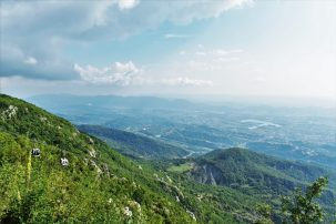 Dajti Express - gondola lift from Tirana to Dajti Mountain