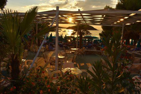 Ksamili beach bar