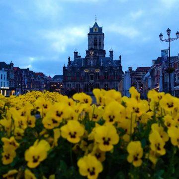 Grote Markt en Delft