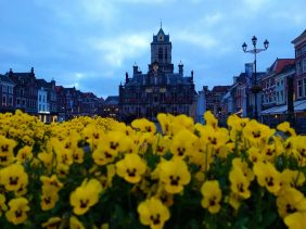 Grote Markt in Delft