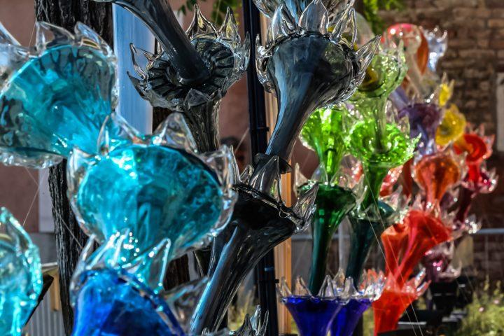 Murano glass from Venice