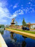De Roos - el molino de viento de Delft
