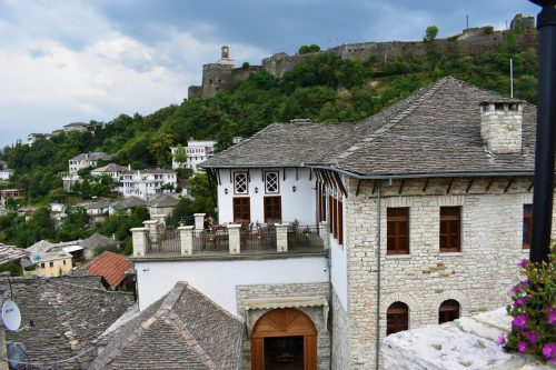 Is Albania safe? UNESCO heritage houses turned into hotels in Gjirokaster, Albania