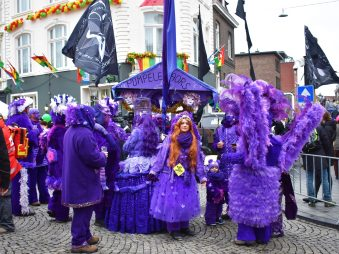 Maastricht Carnival 2019 - the Grand Parade