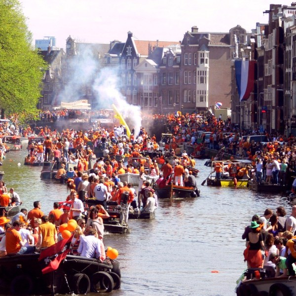 Guide to Amsterdam King's Day 2020