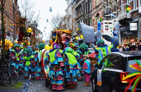 Maastricht Carnival 2019 - The Grand Parade (6)