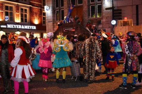 Maastricht Carnival 2019 - street party (1)