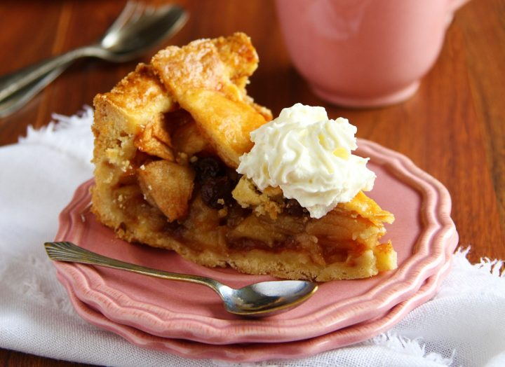 Dutch apple pie - Appeltaart