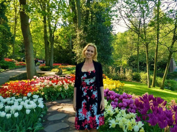 Jardines de Keukenhof en Lisse