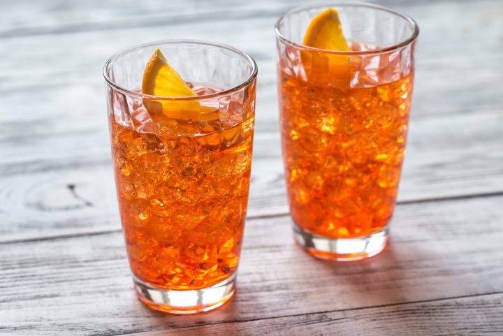 Oranjebitter - Typical Dutch drink