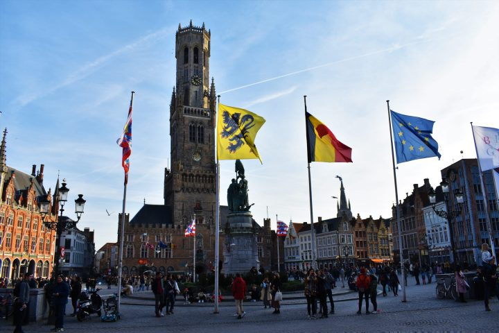 The Belfry of Bruges on the Markt - Bruges top attractions