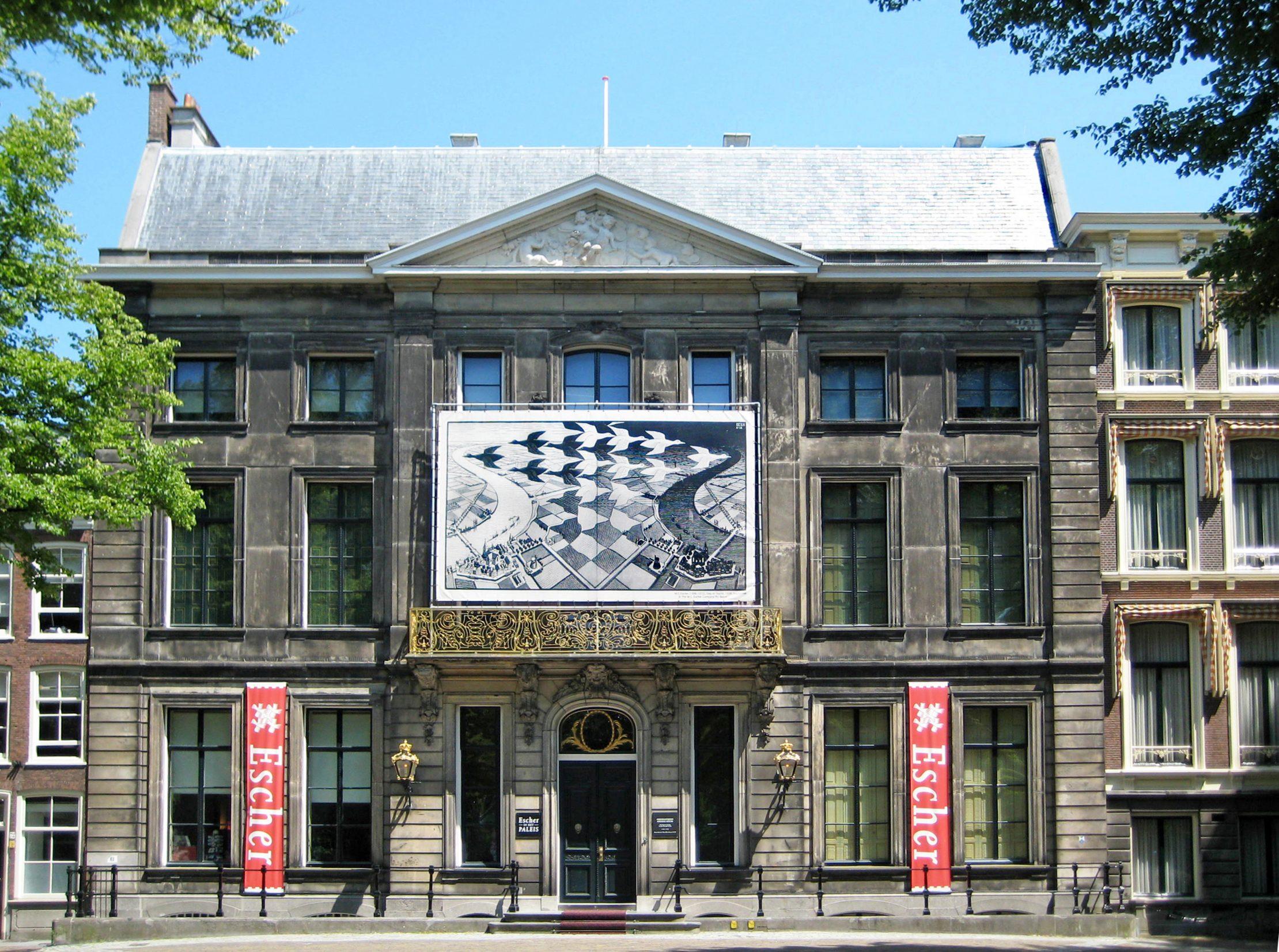 Museo MC Escher en la Haya