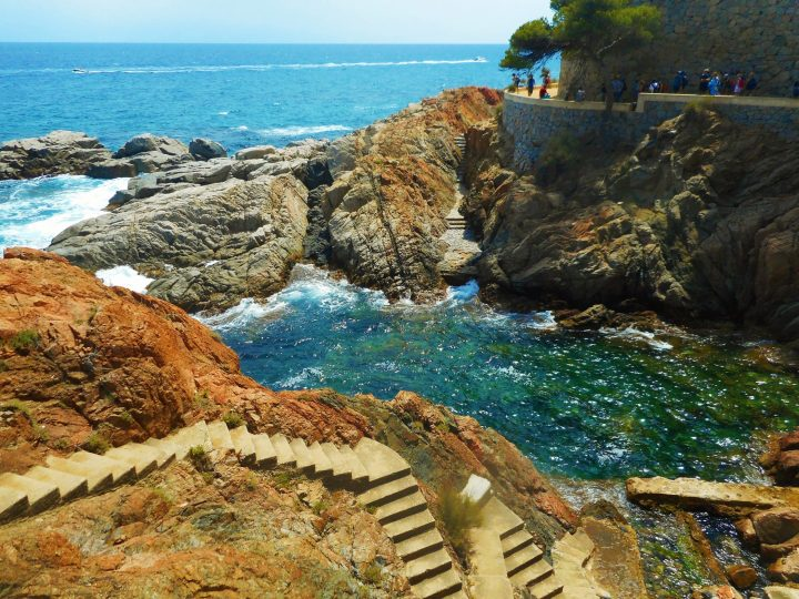 One of the most scenic Cami de ronda - close to S'Agaró