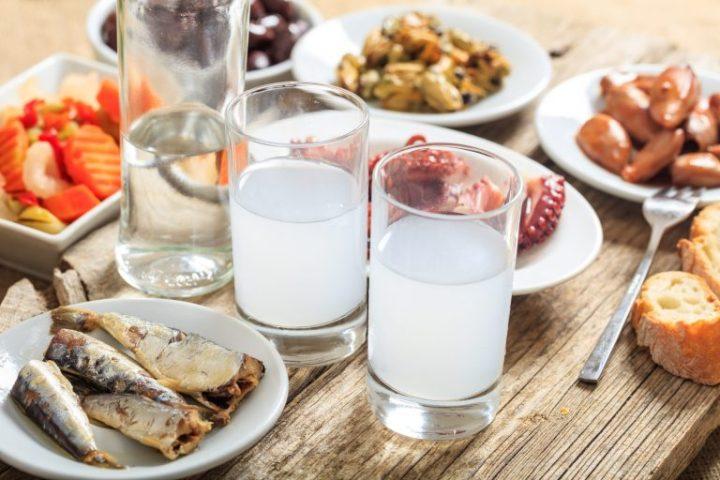 Bebidas Griegas