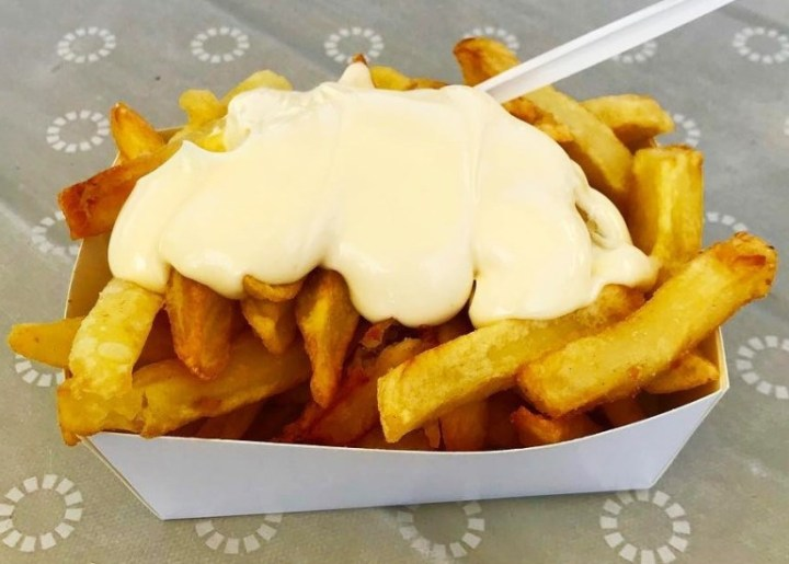 Frieten - patatas fritas