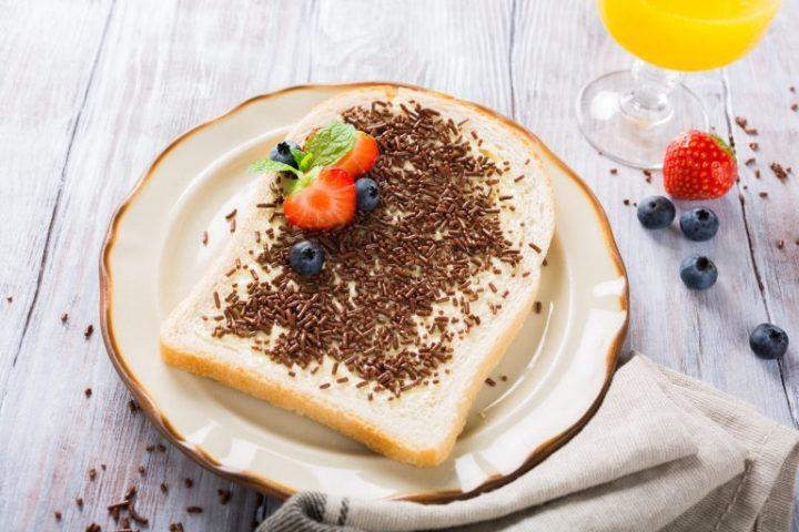 Hagelslag - chispas de chocolate