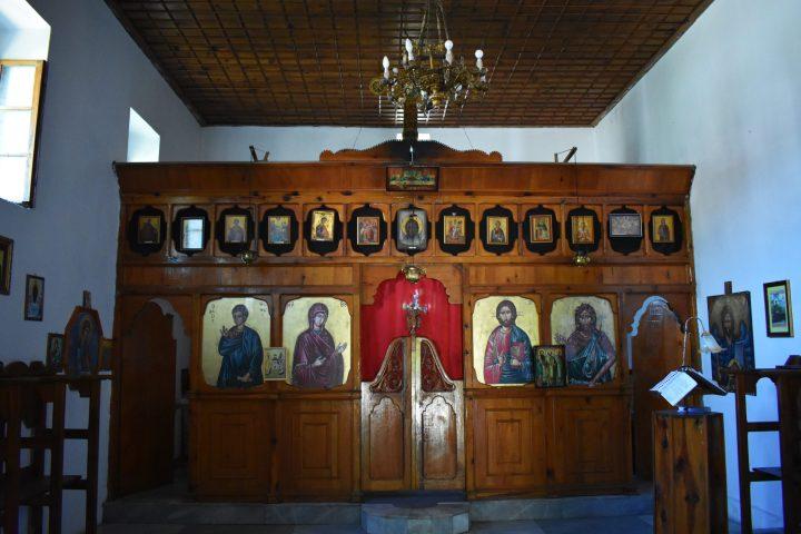 St Thomas Church, Berat - Kisha e Shën Thomait