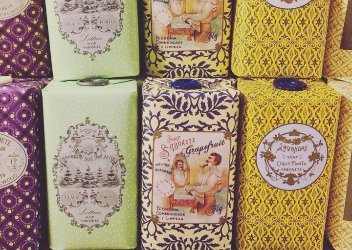 Traditional Portuguese soaps