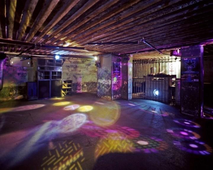 Tresor disco in Berlin