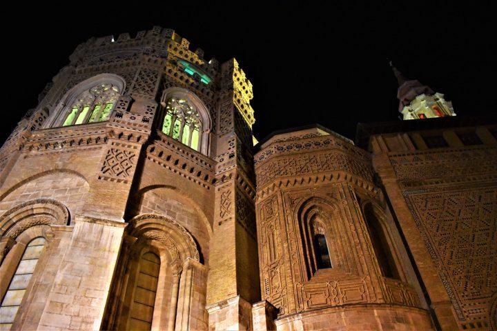 La Seo -the cathedral of Zaragoza is a splendid example of Mudejar art - 11 reasons to visit Zaragoza