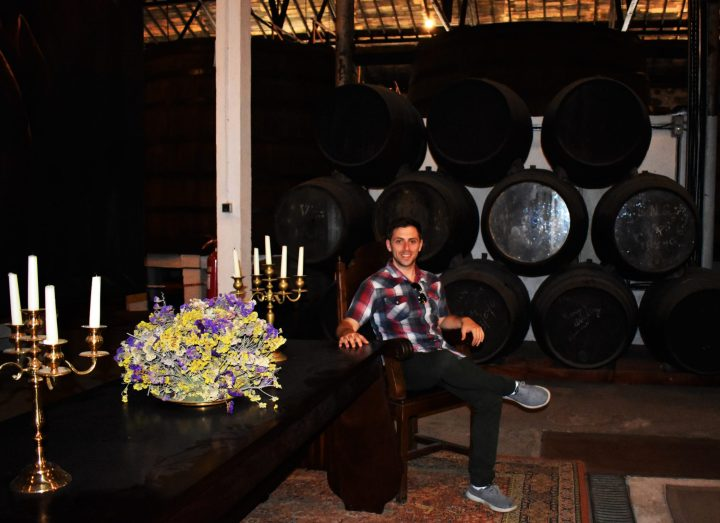 Port wine cellars in Porto are an experience you don't want to miss!