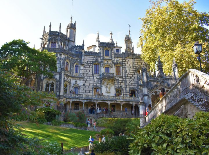 Quinta da Regaleira is full of secrets, mystery and elements of surprise