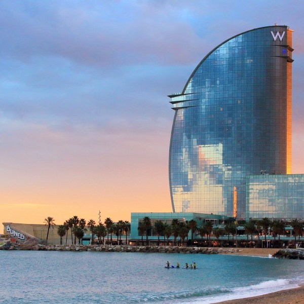 Mejores ofertas de hoteles en Barcelona actualizadas diariamente